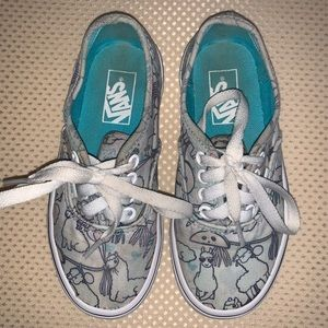 Classic vans for girl in used condition